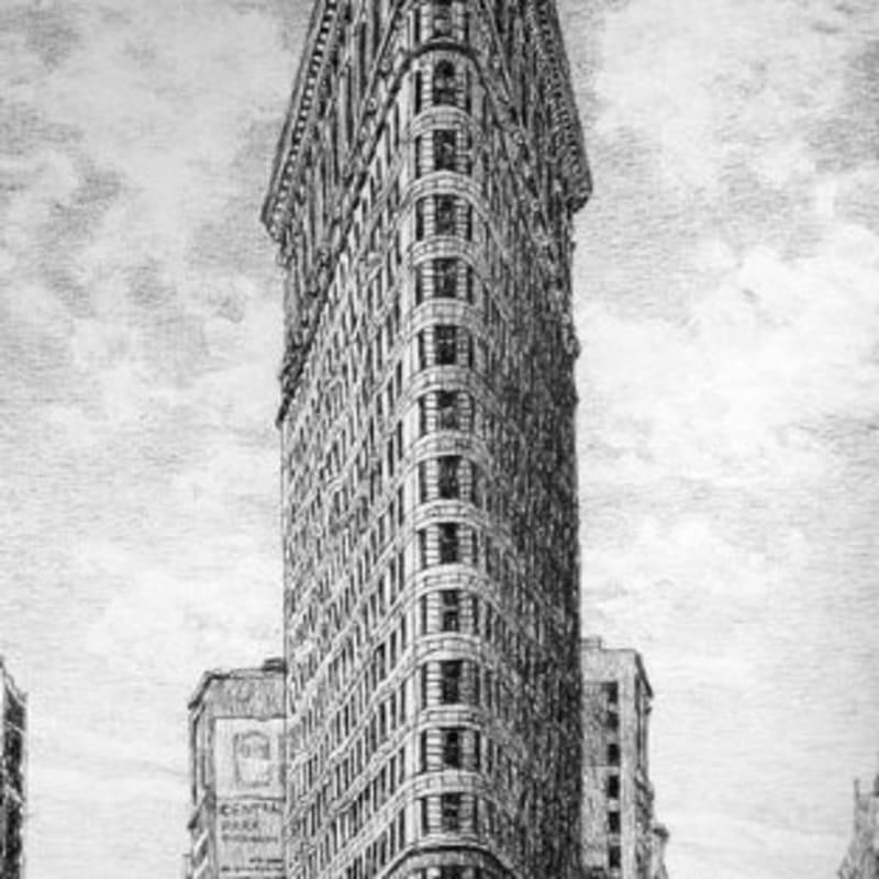 Roy Wright, Flatiron Building NYC, 2010