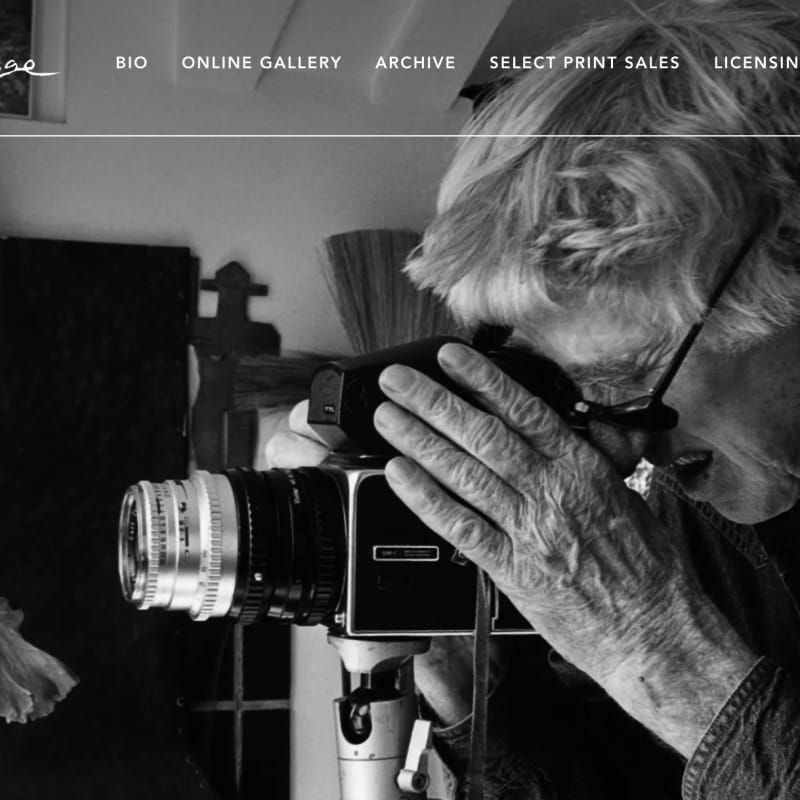 New Website for Rondal Partridge