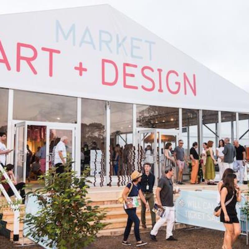 Market Art & Design at The Bridgehampton Museum