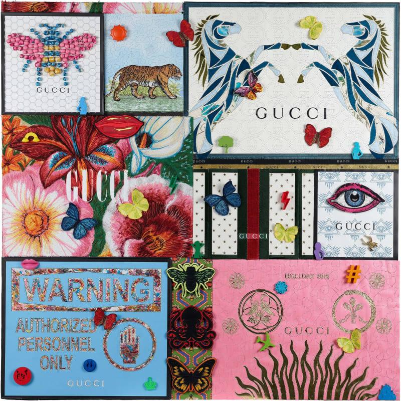 Gucci Collage V
