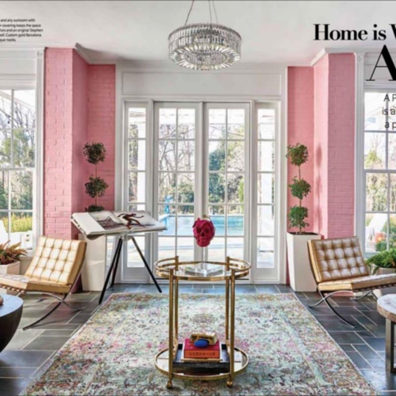 Inside Artist, Stephen Wilson's Home
