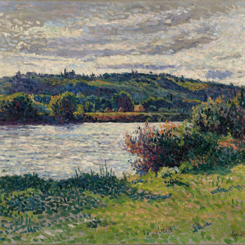 La Seine aux Grésillons