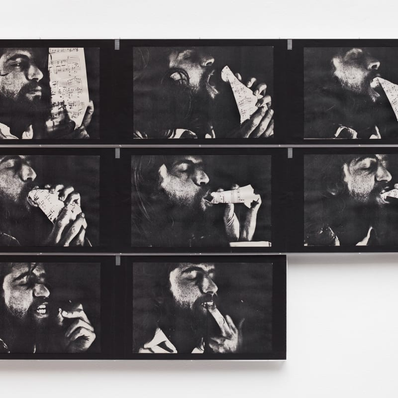 Mario Ramiro, Fome de música, 1979