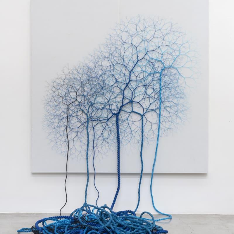 Janaina Mello Landini, Ciclotrama 137, 2019