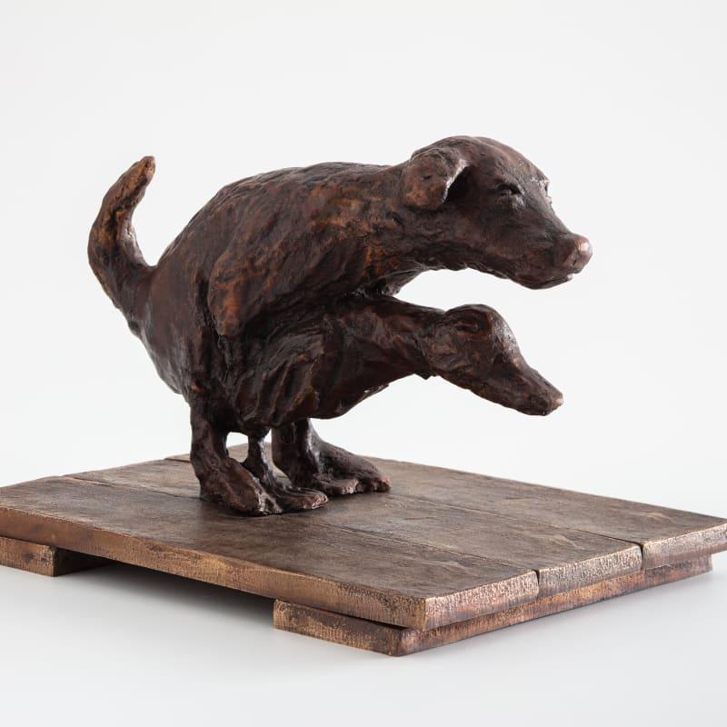 Camila Soato, Escultura de bosta I, 2020