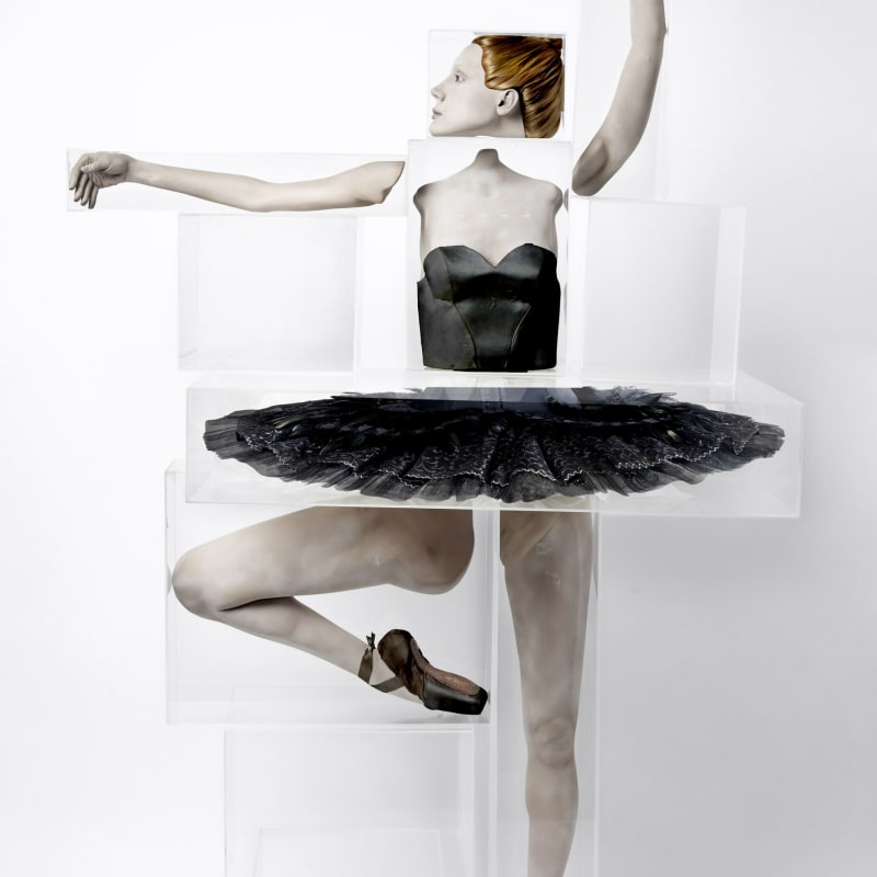 Monica Piloni, Bailarina IV, 2019