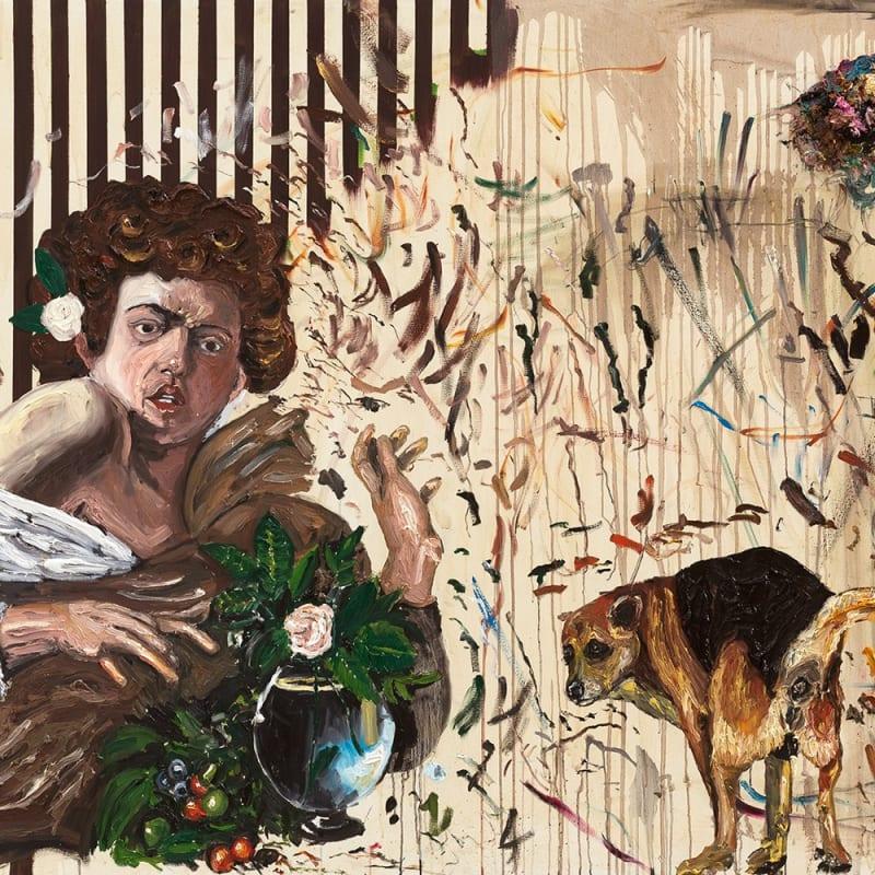 Camila Soato, Caravaggio não tem provas mas convicção que é preciso cagar sem Temer, 2017