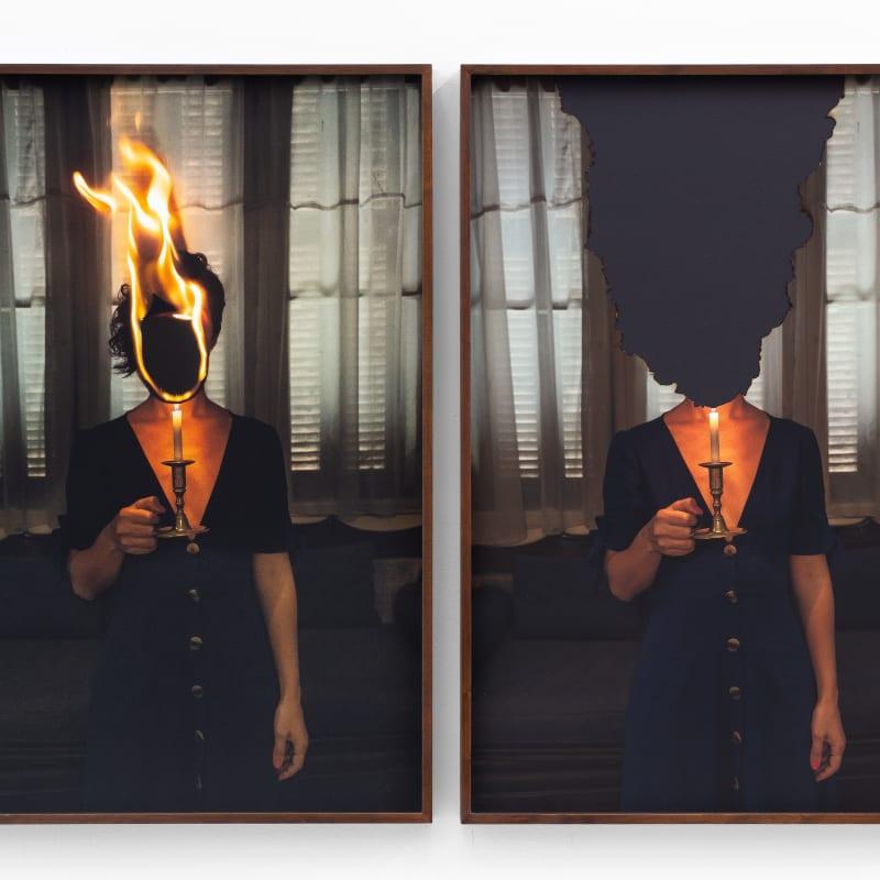 Celina Portella, Fogo/2 e Flama/2, 2020