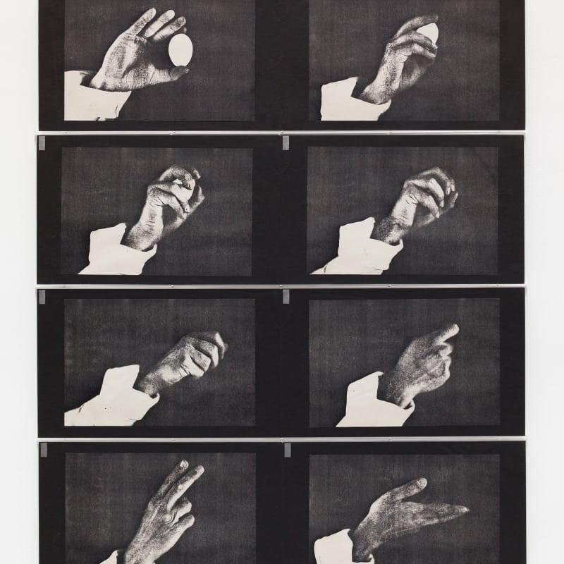 Mario Ramiro, Passe de mágica com ovo, 1979