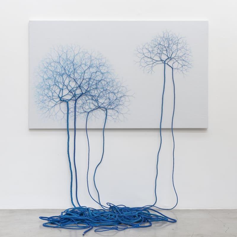 Janaina Mello Landini, Ciclotrama 139 (Expansão), 2019