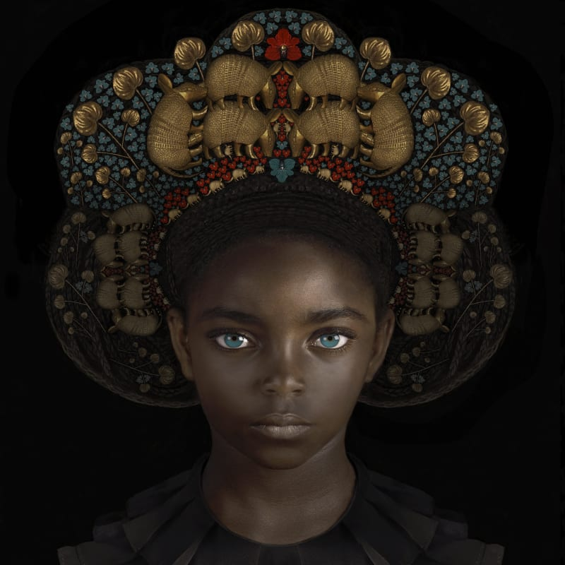 Adriana Duque, Mhara, Série Avatares, 2020