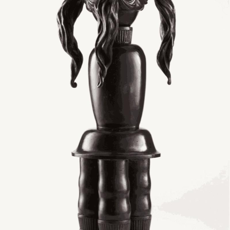 Monica Piloni, Bonecas Sombras B, C, série ilegais, 2013