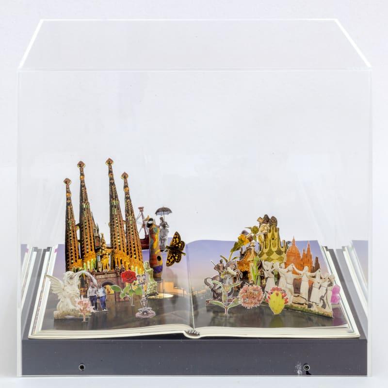 Daniel Escobar, Barcelona e Catalunha_Modernismo Catalão, 2017