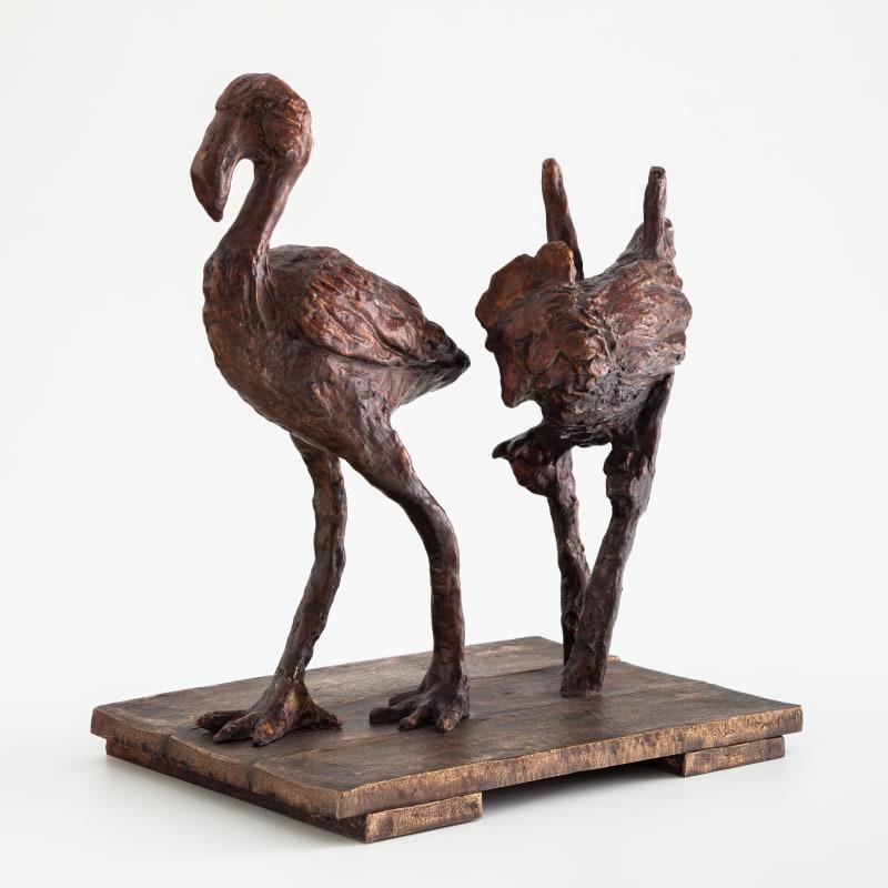 Camila Soato, Escultura de bosta III, 2020