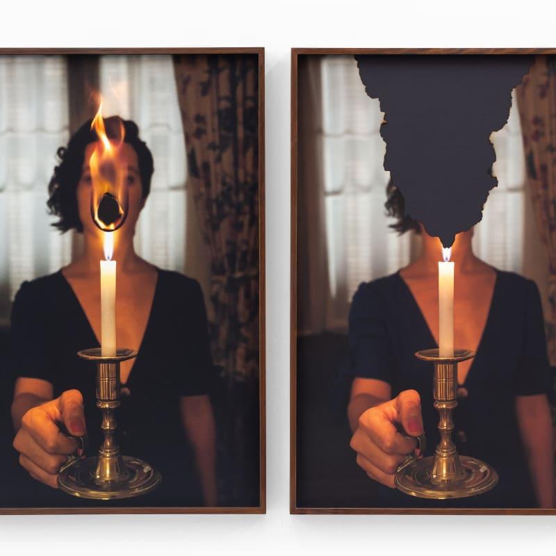 Celina Portella, Fogo/3 e Flama/3, 2020