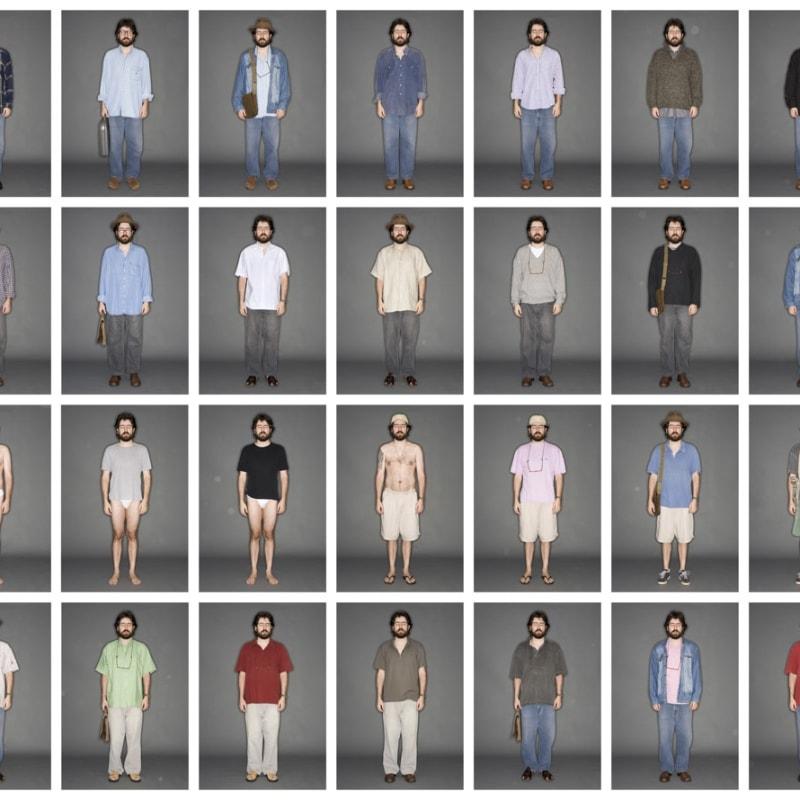 André Penteado, Dad's clothes, 2007-11