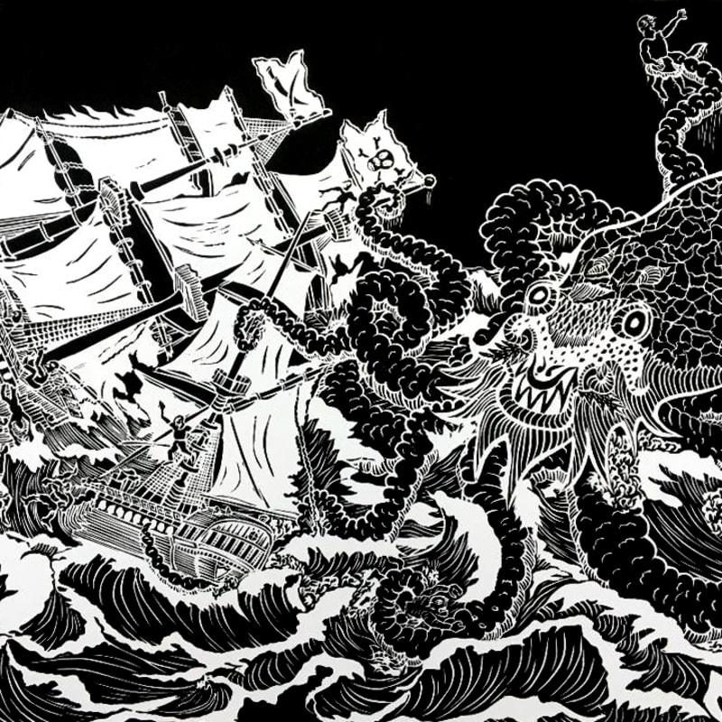 Fernando Feijoo RE, Kraken