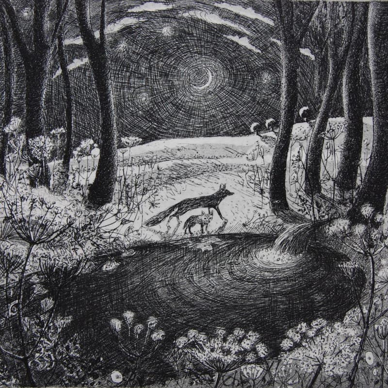 Flora McLachlan RE, The Hidden Pool