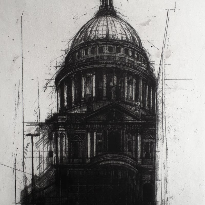Melanie Bellis RE, St Paul's Cathedral