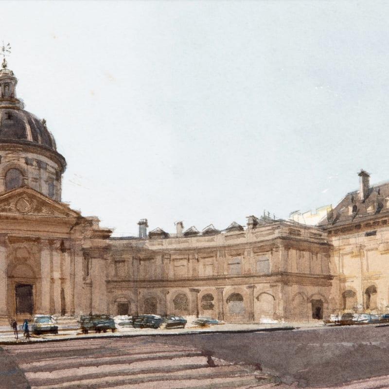 John Newberry RWS, L'Institut de France