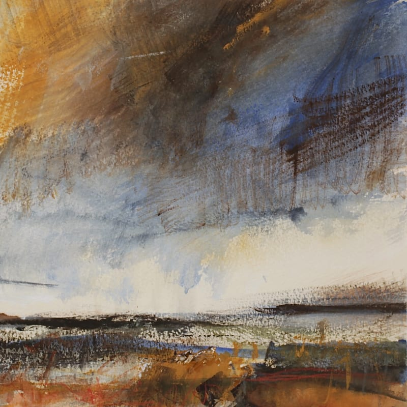 Lucy Marks ARWS, Remembering the Skies