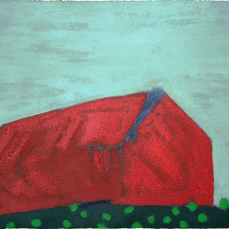 Ursula Leach RE, Isolated Barn