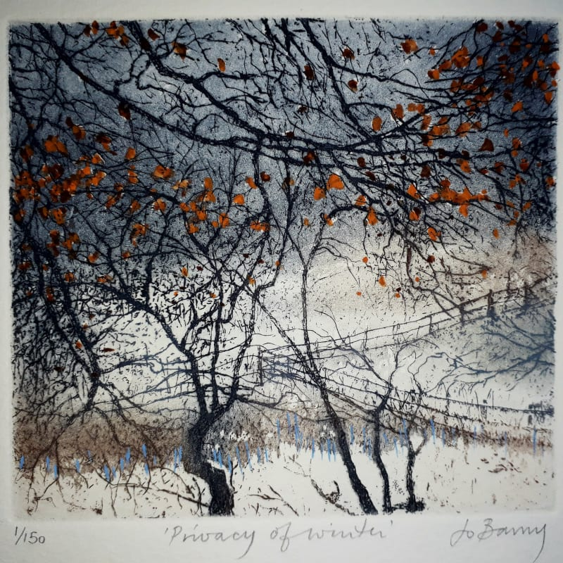 Jo Barry RE, Privacy of Winter