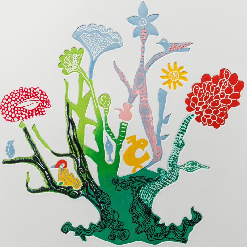 Carmen Gracia RE, Inner Garden