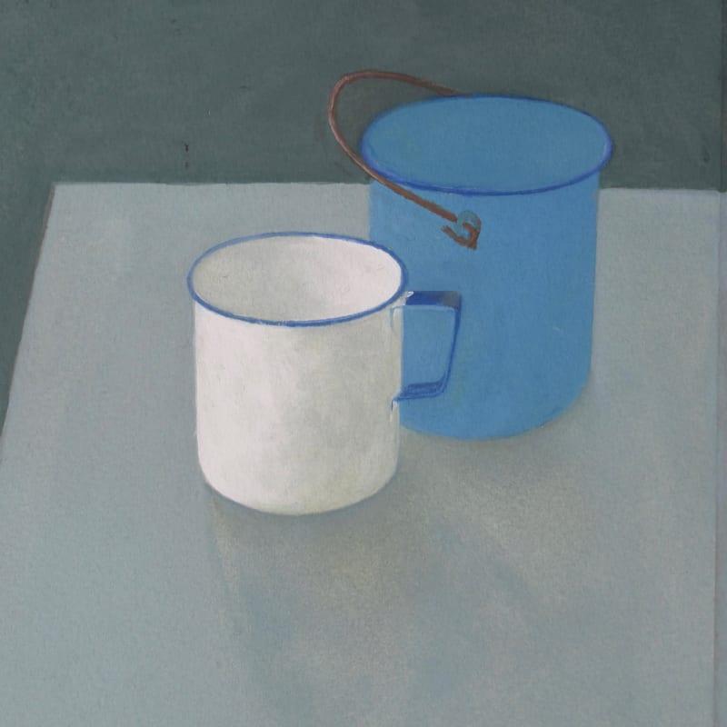 Wendy Jacob RWS, Mug and Canister