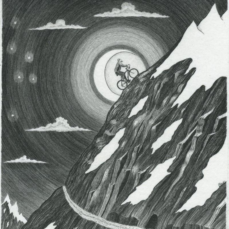 Brian Hanscomb RE, The Impossible Climb