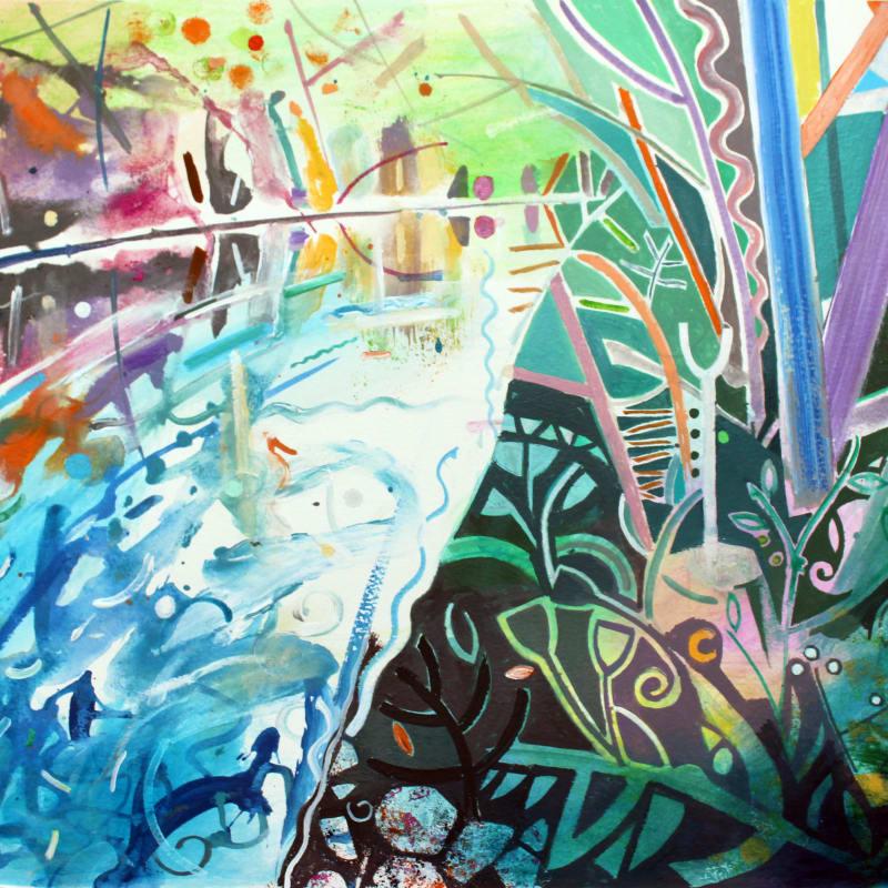 David Wiseman ARWS, Summer River Pitshanger