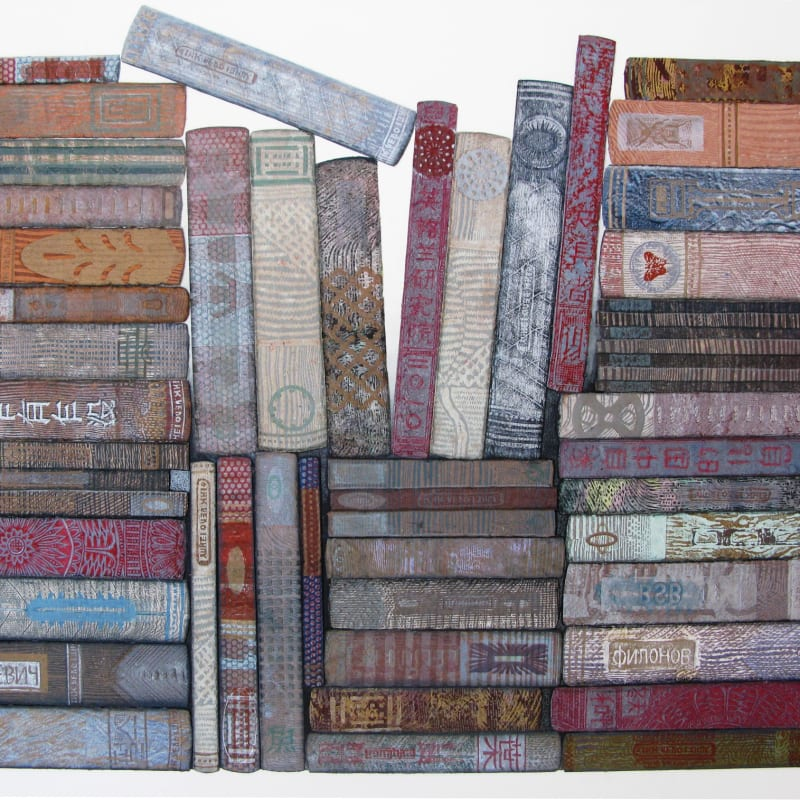 Peter Ford RE, Book Stack