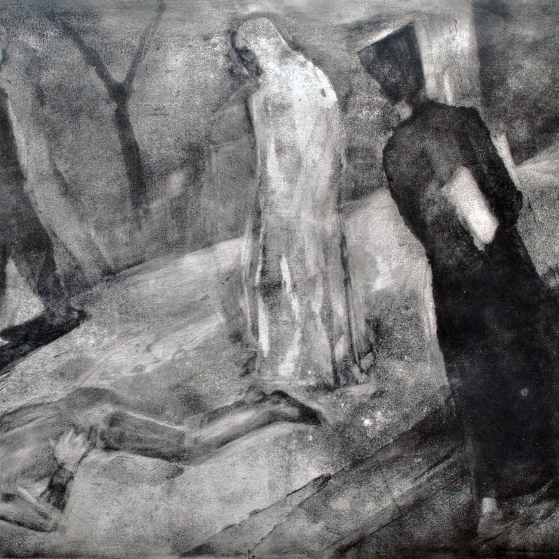 Peter Freeth RA RE, Samaritan