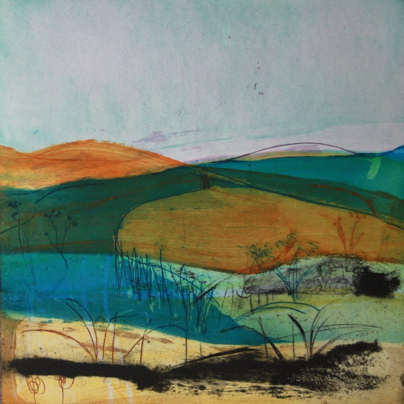 Louise Davies RE, The Endless Moors