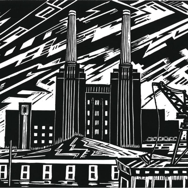 Jeremy Blighton RE, Battersea Power Station 1