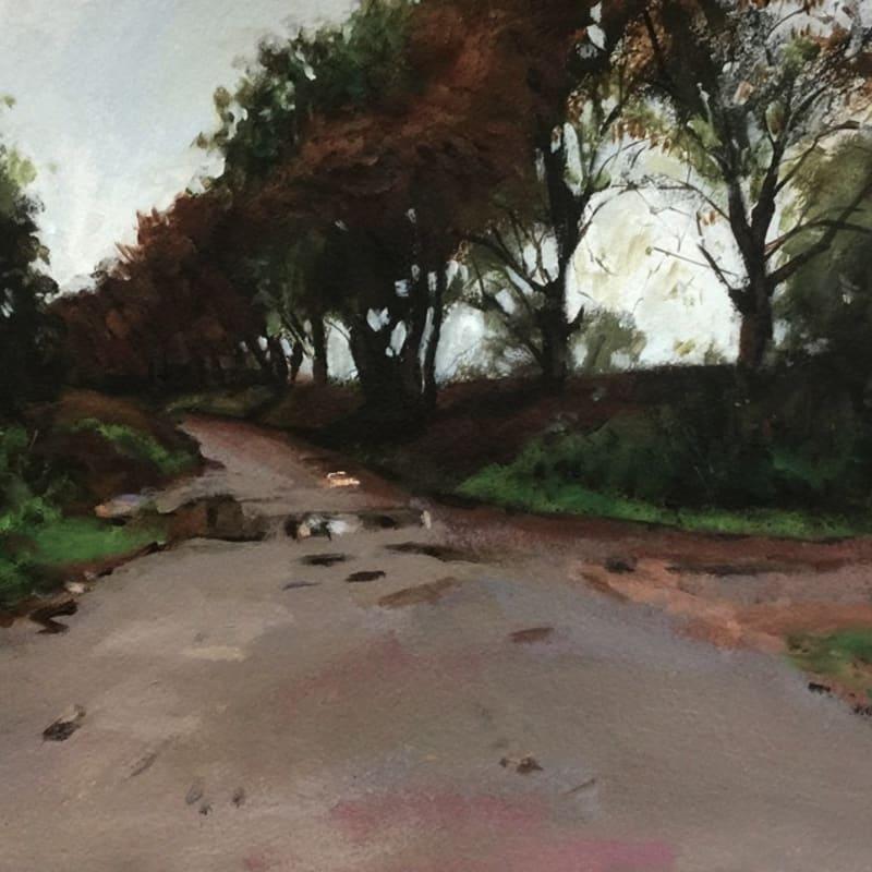 WORKSHOP: Texture & Colour in Landscape Painting