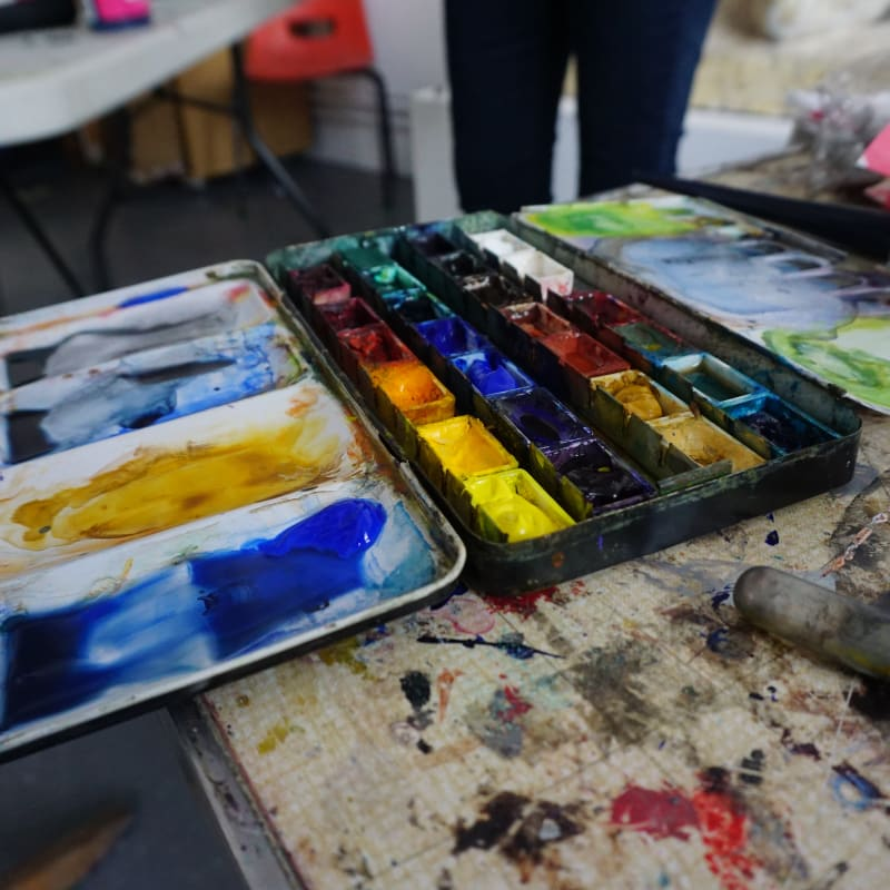 WORKSHOP: Watercolour for All