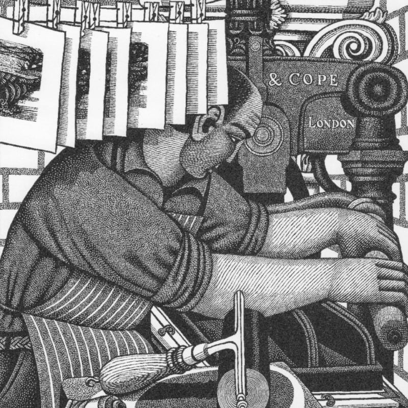 SOCIETY OF WOOD ENGRAVERS The Society of Wood Engravers Centenary (82nd Annual) Exhibition