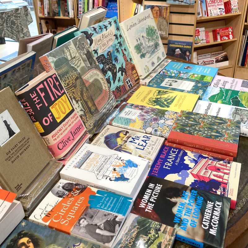 BANKSIDE BOOKSHOP: Browse and Buy Online
