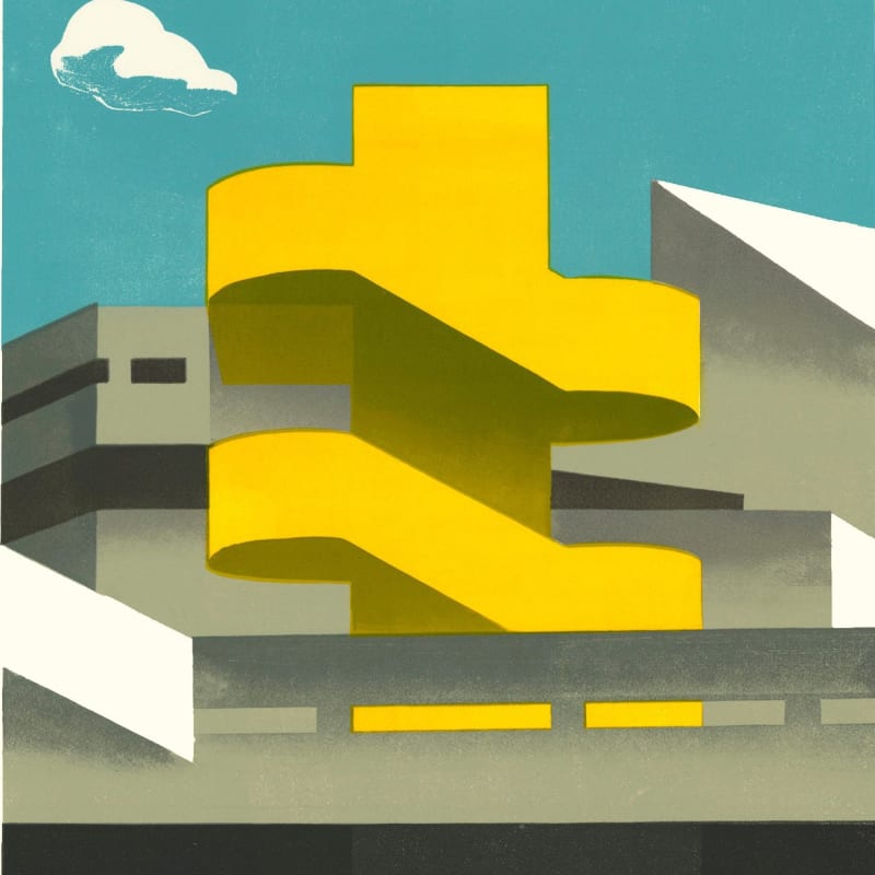 A BRUTALIST LOVE-AFFAIR: Interview with Paul Catherall RE