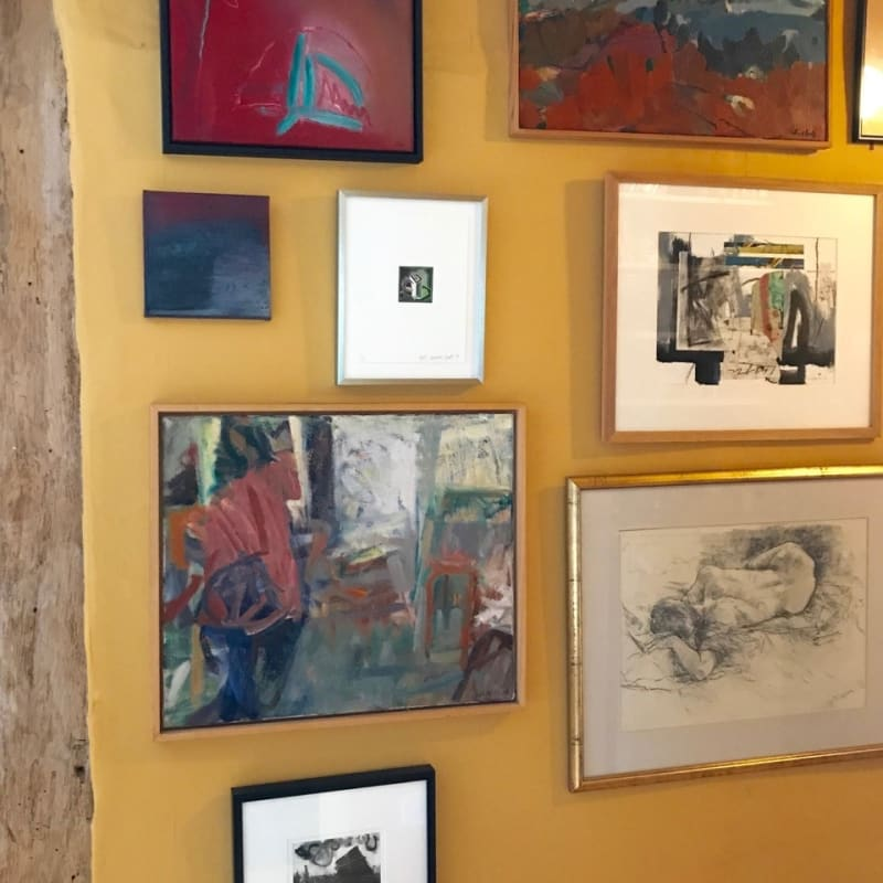 The Art of Collecting Art: Artist's art collections