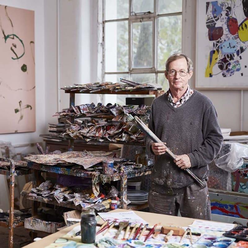 In the Studio: James Faure Walker talks watercolour