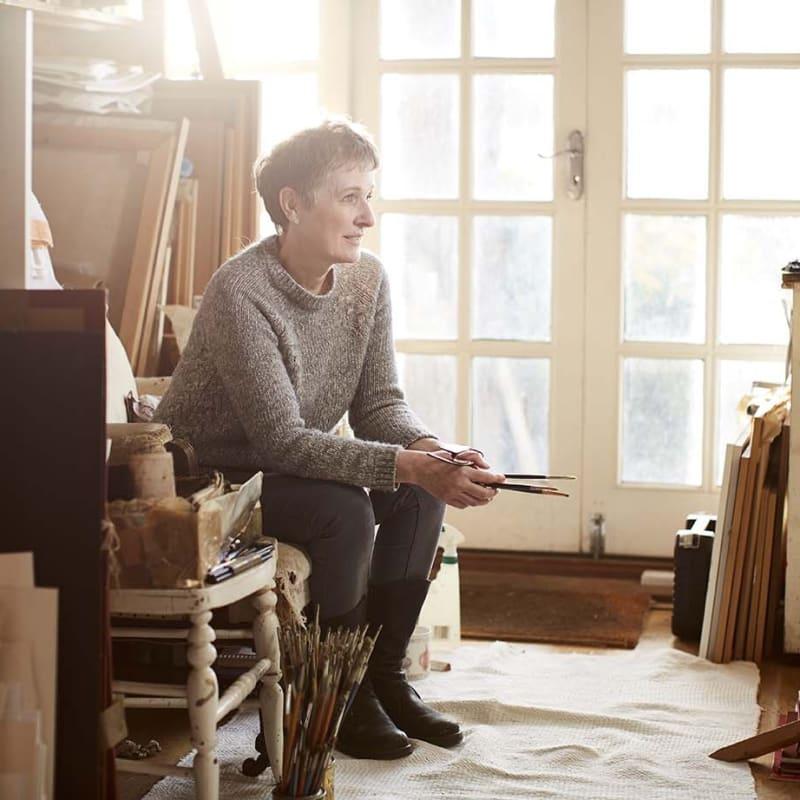 In the Studio: Bridget Moore talks gouache