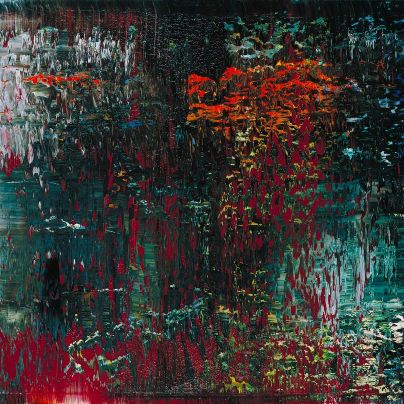 Process as painting: Gerhard Richter | U-GREATS EDITION 6