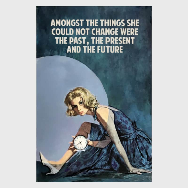 Artwork image: THE CONNOR BROTHERS Amongst The Things She Could Not Change