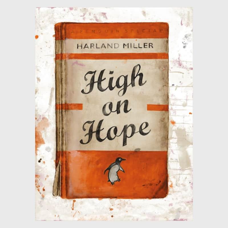 Artwork image: HARLAND MILLER High on Hope