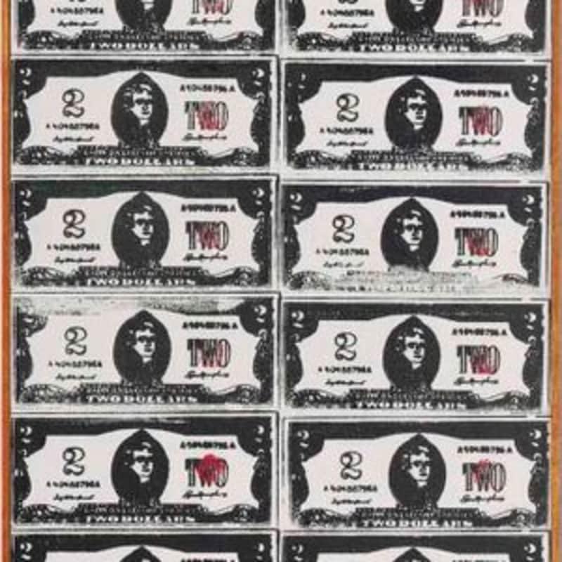 Artwork image: Andy Warhol