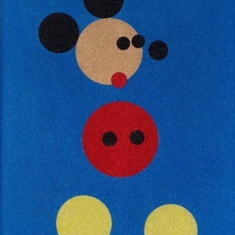 Artwork image: DAMIEN HIRST Mickey (Large)