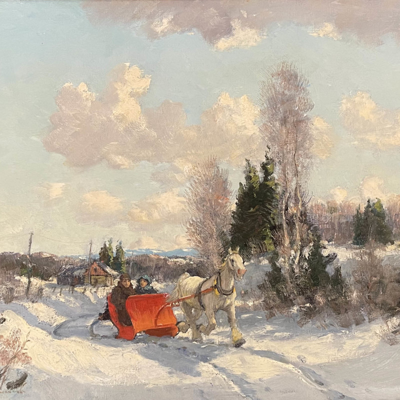 <b>Frederick Simpson Coburn, R.C.A.</b>-