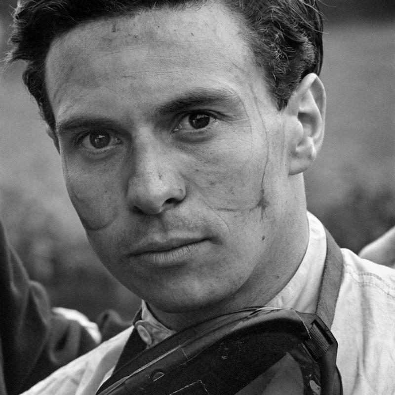 JIM CLARK, SPA, BELGIUM, 1962